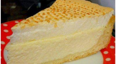 Волшебный творожный торт «Слезы ангела»