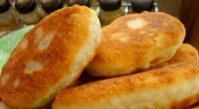 Нежные воздушные пирожки с картофелем и секретной добавкой
