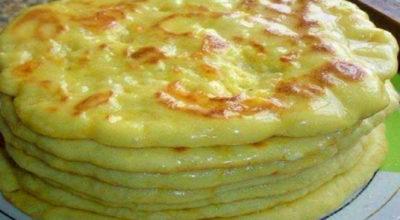 Сырный Хачапури на сковороде: тбилисский рецепт