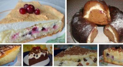 10 замечательных рецептов домашней выпечки из творога