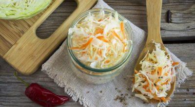 10 рецептов хрустящей капусты: мне они достались от мамы, переписанные от руки
