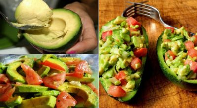 6 салатов со спелым авокадо. Ореховый привкус, мягкая текстура и море пользы в придачу