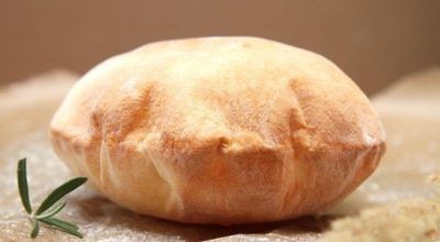 Кухни мира: как приготовить арабскую лепешку — питу
