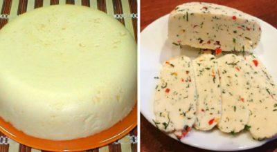 Легендарные сыры домашнего приготовления: 8 простых рецептов