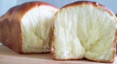 Молочный хлеб получается настолько мягким и нежным, что напоминает сладкую вату: буквально тает на языке…