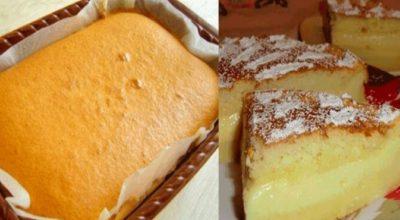 Самое умное и вкусное пирожное