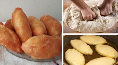 Самые популярные рецепты теста для пирожков
