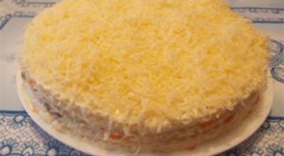 Селедочный торт. Абсолютный хит и новинка