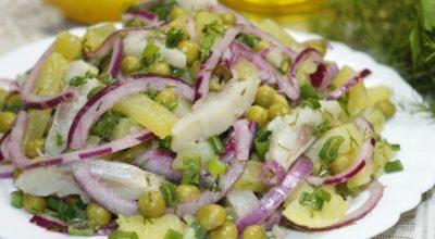 Так просто и так вкусно: салат с селедкой, который съедается за считанные минуты