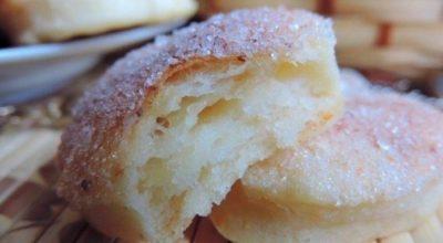 Тающее во рту слоеное творожное печенье «слойка»