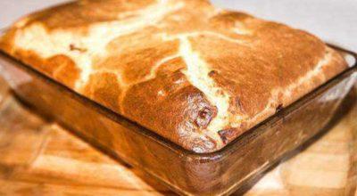 Теперь пеку этот пирог каждое воскресенье. Всего нужно продукты, которые есть в каждом доме