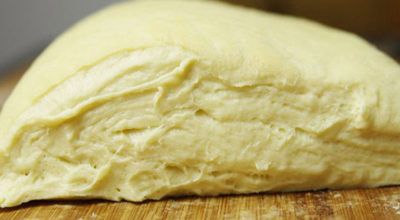 Тесто на кефире для пирожков: простой рецепт