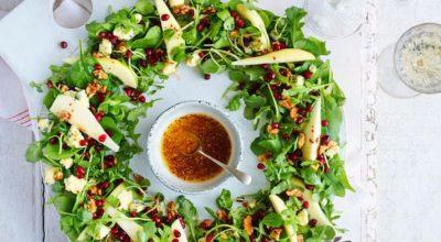 В последнюю минуту: пять быстрых и необычных салатов к празднику