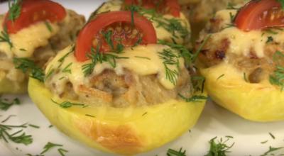 Жульен в картофеле — это просто беспроигрышный вариант