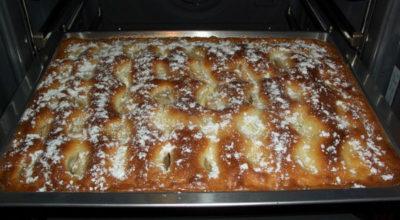 Пирог с яблоками, как настоящее пирожное. Просто шедевр