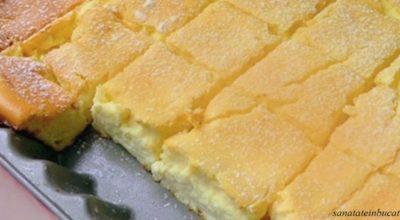 Смешайте все в одной миске и поставьте в духовку. Этот торт станет вашим любимым
