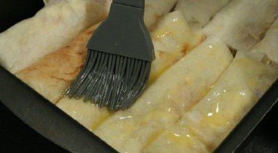 Рецепты закусок в лаваше