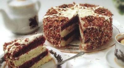 Торт Маша — десерт, который принесет массу удовольствия. Готовить проще-простого