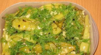 Вкусные маринованные перцы по-армянски. Попробовав раз — полюбите на всю жизнь