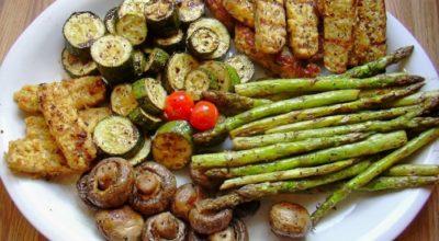 Всего 10 минут в маринаде подарят твоим овощам гриль невероятный вкус. Секрет мангальщика