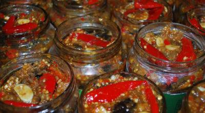 8 самых вкуснейших рецептов из баклажан