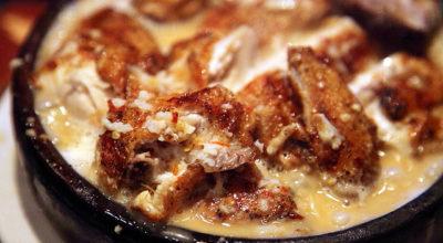 Чкмерули — курица, которая просто тает во рту. Просто и невероятно вкусно