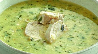 Грузинский куриный суп чихиртма: после него вы забудете о любых других рецептах