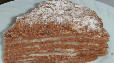 Необычный и вкусный торт «Пчёлка» — пальчики оближешь