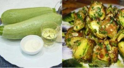 Кабачки намного вкуснее мяса: с таким рецептом этот овощ полюбит кто угодно
