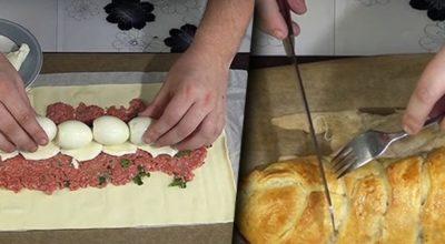 Как мой муж готовит бесподобный мясной пирог