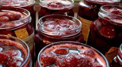 Вкуснейшее клубничное варенье на зиму с целыми ягодами