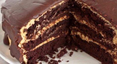 Обалденный тортик в микроволновке за 3 минуты