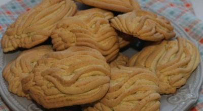 Печенье «Хризантема»