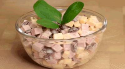 Салат Трио — это легендарный прибалтийский салат, который изумляет по сей день