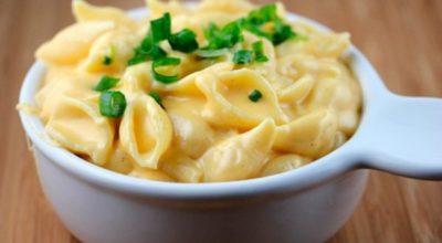 Так вкусно и легко макароны с сыром мы еще не готовили