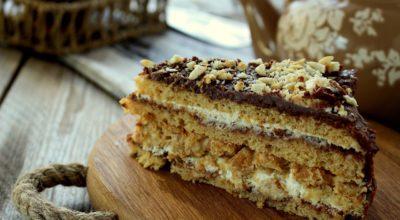 ТОП-5 самых вкуснейших тортов