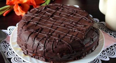 Торт «Прага» | Готовим вкусно и по-домашнему