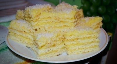Торт «РАФАЭЛЛО». Нежный, мягкий и очень вкусный