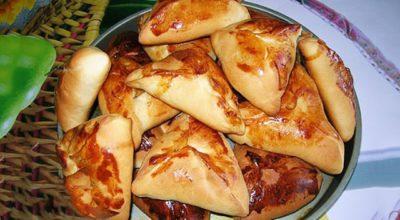 Треугольники с печенкой «И МЯСА НЕ НАДО» — ФИРМЕННЫЙ РЕЦЕПТ МОЕЙ МАМЫ: блюдо, от которого сложно оторваться