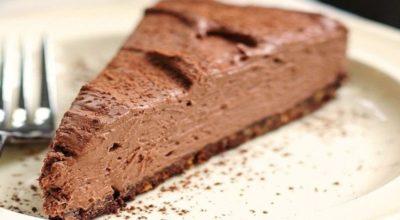 Обалденный торт «Шоколадная нежность» всего за 20 минут: просто и без выпечки