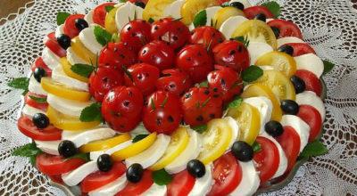 30 самых шикарных идей красивого оформления мясных и рыбных нарезок, сыров, овощей и фруктов
