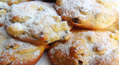 Быстрое и вкусное яблочное печенье. Нежное, мягкое, тающее во рту