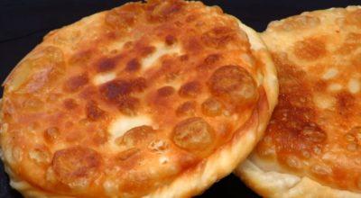 Чебупицца: это чебурек и пицца в одном блюде – очень вкусная закуска