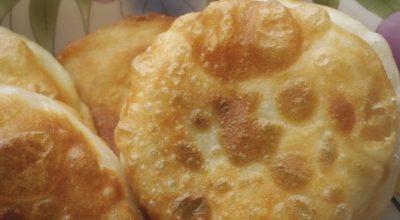 Гибрид пиццы и чебурека. Все просят этот рецепт