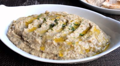 Главное блюдо на всех столах Турции: бабагануш, или закуска из баклажанов