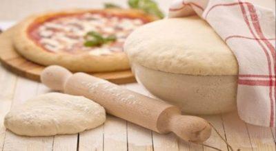 Ну просто идеальное тесто для пиццы