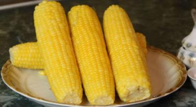 Как нужно правильно варить кукурузу. Оказывается, я всегда ее готовила неправильно