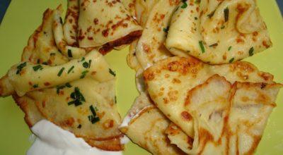 Как приготовить картофельные блины