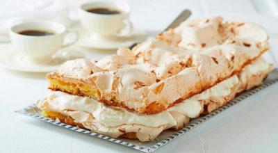 Это лучший в мире торт. Норвежский национальный торт