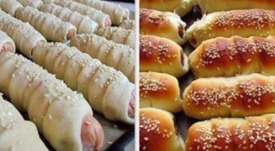 Молниеносная выпечка — Милашино тесто…